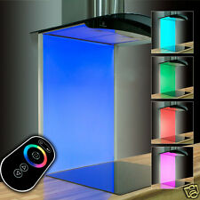 Remote Control Glass Led Mood Lighting Splashback Set - 90cm x 75cm