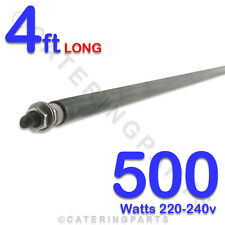 "HE4805 48"" 1220mm 500w 0.5Kw 240v DRY / WET ROD TYPE 8MM HEATING ELEMENTS"