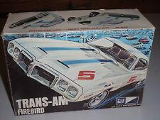 1969 PONTIAC FIREBIRD TRANS AM MPC 1/25 SCALE MODEL