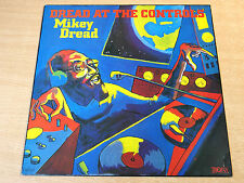 EX/EX !! Mikey Dread/Dread At The Controls/1979 Trojan LP