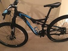 2014 Specialized Stumpjumper FSR Comp 29er - Size Medium - (B816)