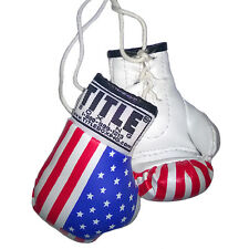 "Title Boxing 3"" Mini Gloves-USA"