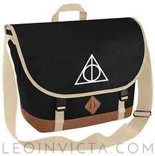 Deathly Hallows Vintage Messenger Bag | LAST BATCH! | Harry Potter Inspired Gift