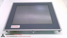 "BECKHOFF CP6601-0001-0000 , BUILT-IN 12"" CONTROL PANEL W/TOUCHSCREEN, NE #221111"