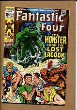 Fantastic Four #97 - The Monster from the Lost Lagoon - 1970 (Grade High) WH