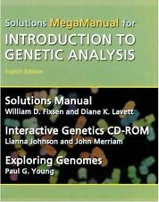 Solutions MegaManual for Introduction to Genetic Analysis: Eighth Edition