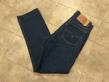 Men's Levi's 501XX Button Fly Jeans size 32 x 32 Made in USA