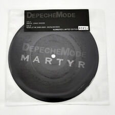 """DEPECHE MODE - Martyr, 7"""" Single Picture Disc, Limited numbered - NEU/MINT RARE"""