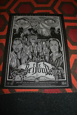 The Beyond - Rare Limited Edition Screen Print by Timothy Pittides nt  Mondo