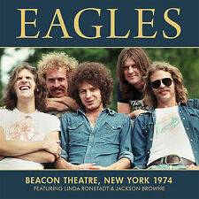 THE EAGLES New Sealed 2016 UNRELEASED LIVE 1974 NEW YORK CONCERT CD