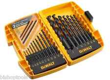 Dewalt DW1177 20pc Black Oxide Drill Bit Set NEW Multi-Bit Set
