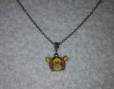 TIGGER TSUM TSUM Inspired Charm NECKLACE Party Bag Stocking Filler