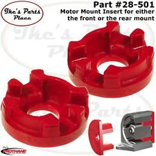 Prothane 28-501 Front or Rear Motor Mount Insert Kit 03-08 Tiburon-Poly