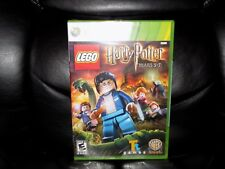 LEGO Harry Potter: Years 5-7 (Microsoft Xbox 360, 2011) NEW