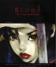 Blood: The Last Vampire Visual Document Japanese Art book Artbook Katsuya Terada