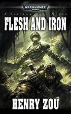 Flesh and Iron (Bastion Wars), Zou, Henry, New Book
