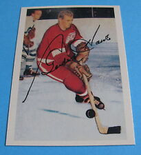 GORDIE HOWE #50 PARKHURST 1993 PRO SET RE-PRINT / DETROIT RED WINGS