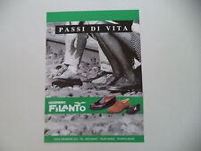 advertising Pubblicità 1989 CALZATURIFICI FILANTO - CASARANO