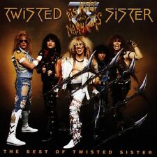 """TWISTED SISTER """"BIG HITS AND...BEST OF"""" CD NEUWARE"""