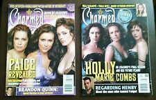 CHARMED Magazines Lot of 15 Issues #10-24 (May 06 - Sep 08) Includes FINAL ISSUE