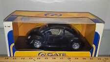 1/18 GATE 1998 VOLKSWAGEN NEW BEETLE COUPE BLACK yd