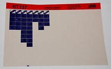DEC RT137 Hardened Terminal Technical Manual, Microfiche