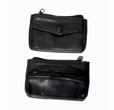 Women Real Leather Zipper Small Coin Bag Clutch Wallet Mini Pouch Purse