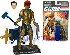Hasbro G. I. JOE Collectors Club FSS 4.0 Exclusive BARRICADE