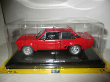 FIAT 131 ABARTH 1976 QUATTRORUOTE COLLECTION SCALA 1:24