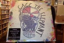 Cage the Elephant s/t LP sealed vinyl + mp3 download self-titled