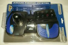 Pelican Arcade Fighter Joystick For PS2 Playstation 2 PS1 NEW SEALED