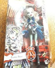 Monster High - Freak du Chic - Frankie Stein Doll - Childs Toy - Suitable Age 6+