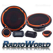 """Edge ed306 6,5 """" 16,5 cm 2-way voiture composant porte / étagère / Dash haut-parleurs paire 480 W"""