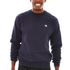 Champion Eco Fleece Crewneck Men's Sweatshirt - S2465 - Navy - Size Large - New
