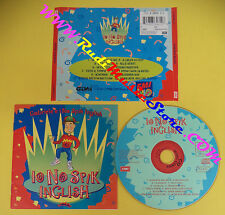 CD SOUNDTRACK Gabriele E I No Spik Inglish Io No Spik Inglish 7243 8 36461(OST3)