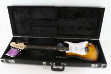 SQUIRE AFFINITY STRATOCASTER ELECTRIC GUITAR CASE AND CASE CANDY