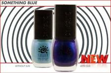 DEL SOL Nail Polish Fingernail SOMETHING BLUE Color CHANGING FREE SHIPPING