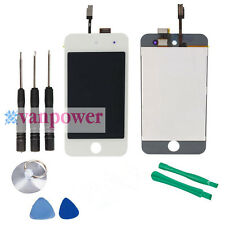 LCD Screen +Touch Digitizer For iPod Touch 4 4th Gen 8GB 16GB 32GB A1367 White