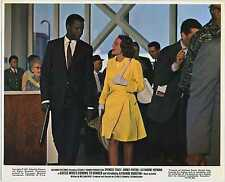 Sidney Poitier + Katharine Houghton 1967 8x10 Color Still Photo Guess Who #5