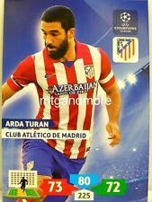 Adrenalyn XL Champions League 13/14 - arda kgU-Club Atletico de Madrid
