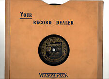 78 RPM.JACKIE GLEASON.WHAT IS A GIRL? / WHAT IS A BOY?.UK ORIG
