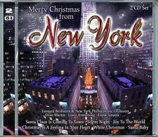 Louis Armstrong - Merry Christmas from New York - CD