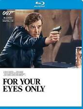 For Your Eyes Only (Blu-ray Disc, 2015)