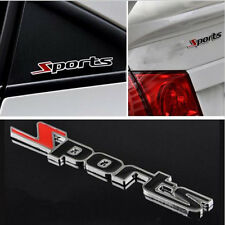 3D Metal Car Motor Sticker Auto Decal For Cruze 2 3 Mazda Granta Solaris