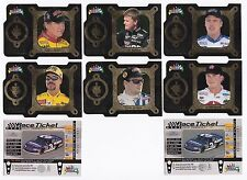 1999 Maxx RACE TICKET #RT4 Dale Earnhardt Jr. BV$10! (Both parts scratched off)