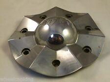 Sinister Wheels Chrome Custom Wheel Center Cap