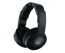 Sony MDRRF985RK Wireless RF Headphone - Black - GREAT DEAL