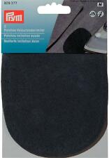 Prym Sew-On Imitation Suede Elbow/Knee Patches Denim Blue 929377