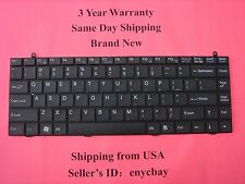 SONY VAIO VGN-FZ Series LAPTOP NOTEBOOK KEYBOARD 81-31105001-41 V070978BS1