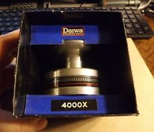 VINTAGE New Old Stock DAIWA 4000X SPINNING FISHING REEL EXTRA SPOOL NOS